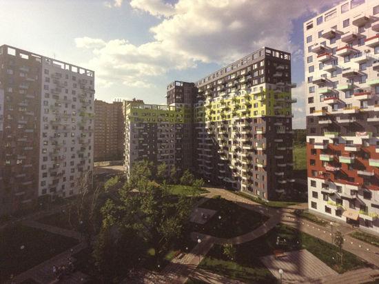 Новая эра типового домостроения в столице начнется в 2016 году