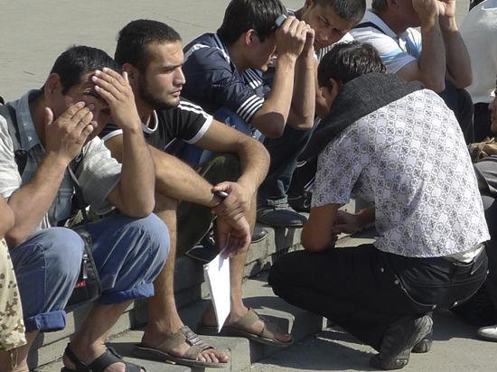 В России насчитали почти четыре миллиона нелегальных мигрантов