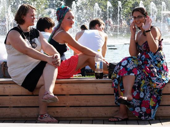 Слухи о суховее в Москве оказались сильно преувеличены