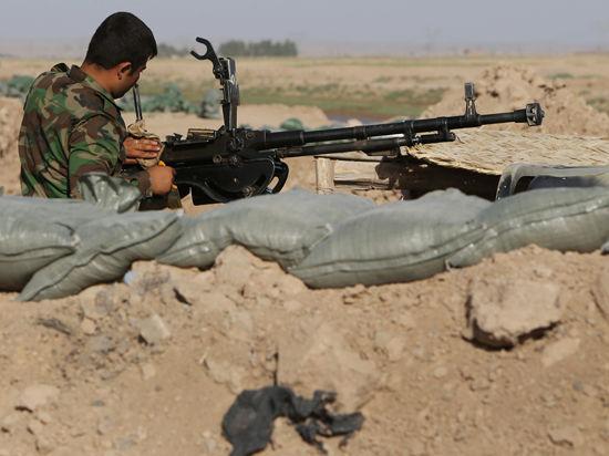 Боевики «Исламского государства» вербуют детей на войну в Сирии