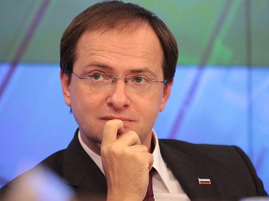 Владимир Мединский подробно рассказал о ситуации вокруг
