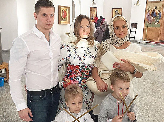 Ксения Новикова снова стала мамой