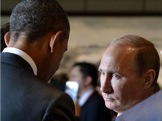 Путин на саммите АТЭС: оскорбил Америку пледом, обсудил с Обамой интерьеры и не подрался с Эботтом