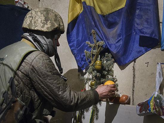 Украину захлестнет волна массовых отказов правоохранителей от участия в АТО