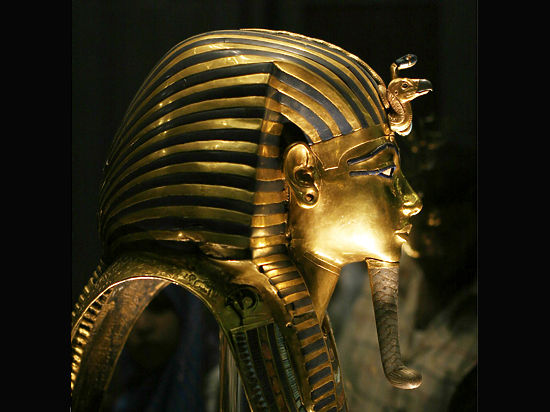 Египтолог — о скандале с маской Тутанхамона: «Борода откололась, муж завотделом приклеил эпоксидкой»
