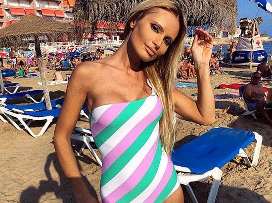 Дана Борисова – недоброжелателям : «Не касайтесь своими злыми языками моего ребенка!»