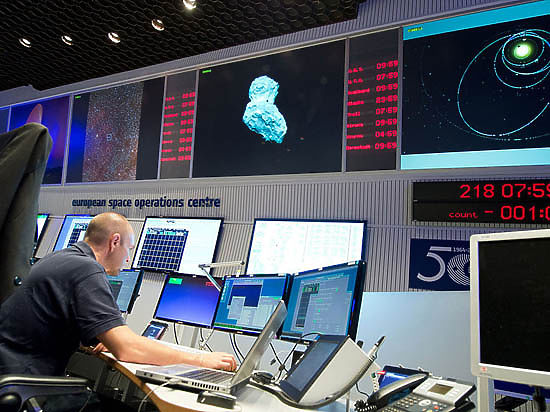 Чаплин из РПЦ считает, что на комете Чурюмова-Герасименко есть таинственное