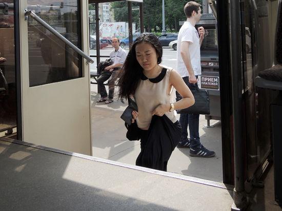 Троллейбусам запретят ездить возле парка Горького?