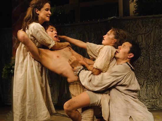 Шалый сон Шекспира во Пскове