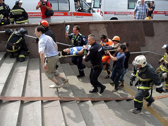 Эксперты назвали истинную причину трагедии в московском метро