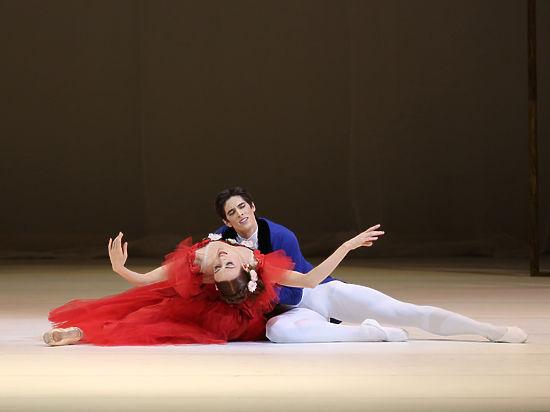 В Москве с представлений Мариинки стартовала балетная программа «Золотой маски»