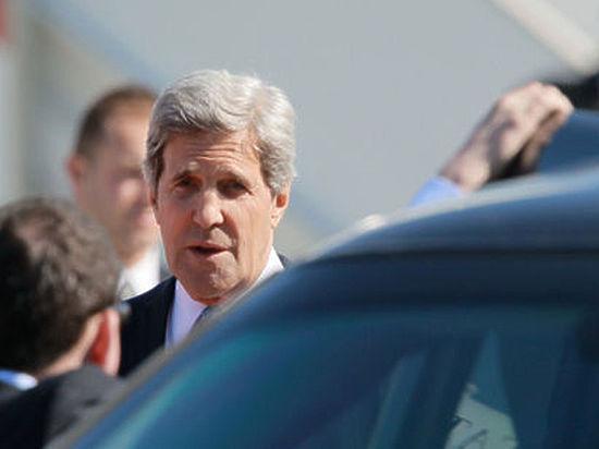 Керри: Санкции против РФ не очень-то действуют, но США будут продолжать