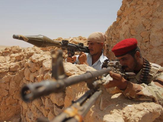На Сирию давят и из Ирака, и из Израиля