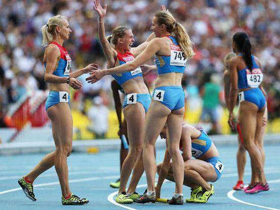 Самая молодая олимпийская чемпионка в ходьбе Лашманова дисквалифицирована за допинг