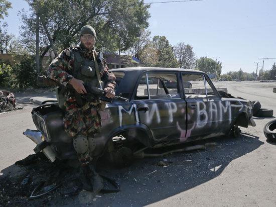 Госдума и СКР обеспокоены массовыми захоронениями мирных граждан под Донецком