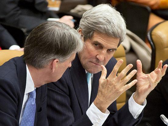 Вашингтон и Брюссель заявят о