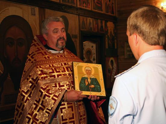 Похититель иконы из московского храма признал себя грешником