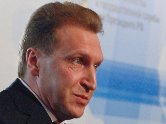 Шувалов: россияне будут меньше есть, сидеть в темноте, но не сдадут Путина под давлением извне