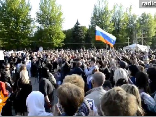 В Луганске объявили о создании еще одной народной республики