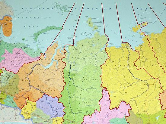 В России появится сказочная карта России