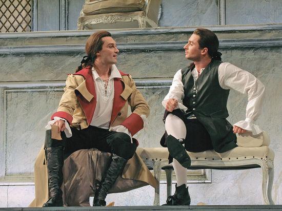 В театре Пушкина перечли «Женитьбу Фигаро»