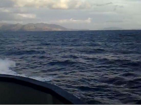 Российские моряки забастовали в южнокорейском порту