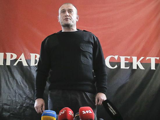 Поближе к Донбассу: лидер