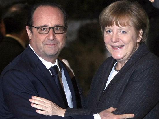 «Холодный мир» от Олланда и Меркель:  каких соглашений они могут достигнуть с Путиным?