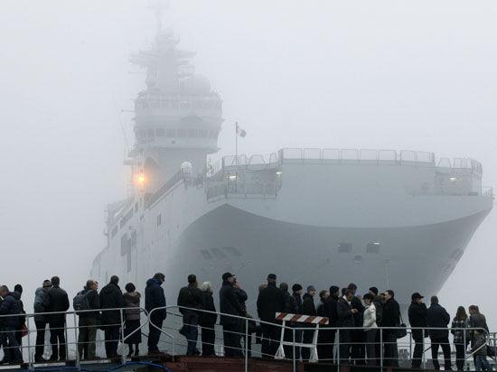 Эксперты: «Решение Франции заморозить поставку «Мистраля» в Россию - выстрел по собственным ногам»