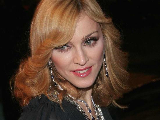 У «изнасилованной» Мадонны случился «выкидыш»