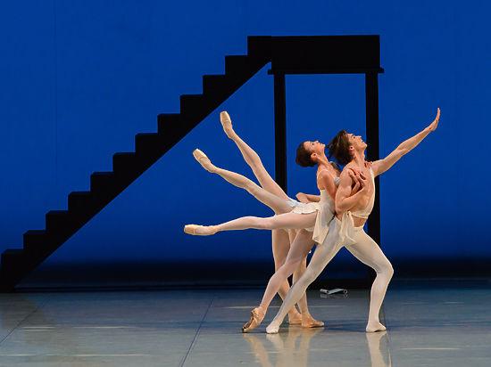 Пермский театр оперы и балета показал на «Золотой маске» балеты Баланчина