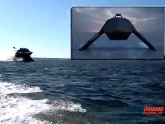 Сверхбыстрый реактивный катер создан уничтожать пиратов