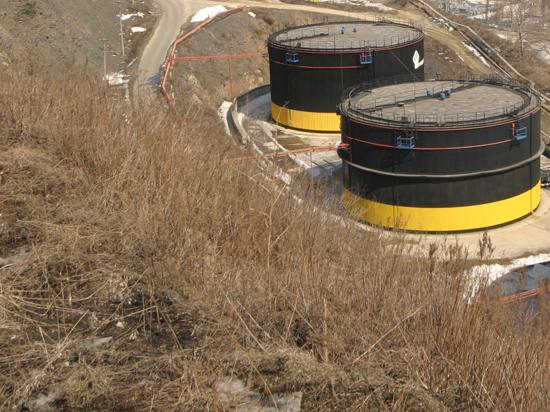 Западные санкции ударили по «нефтянке»