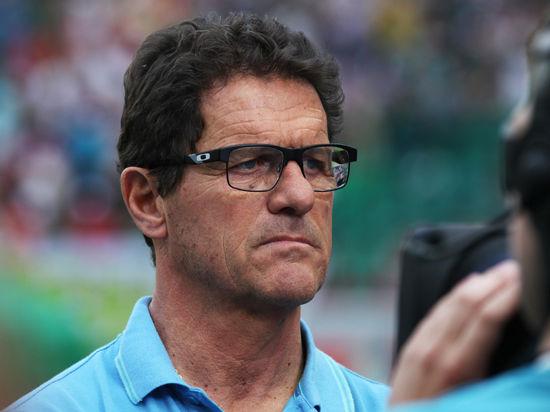 Справоросс призвал Капелло отказаться от гонораров за «позорный проигрыш» «спортивных карликов»