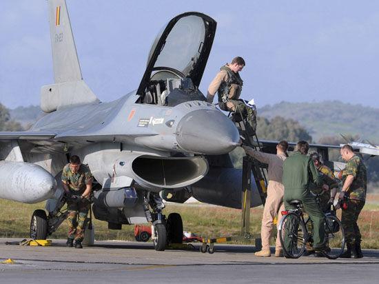 Рогозин о планах Болгарии закупить F-16: