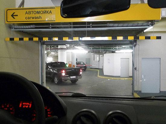 Столичные парковки уйдут в подполье