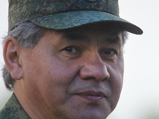 Шойгу доложили: Крым начал работу на Минобороны
