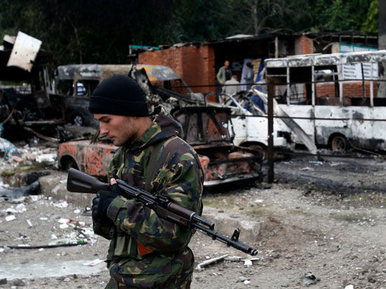 ДНР и Киев поделили Донбасс: ополченцы отдали Мариуполь, Славянск и Краматорск