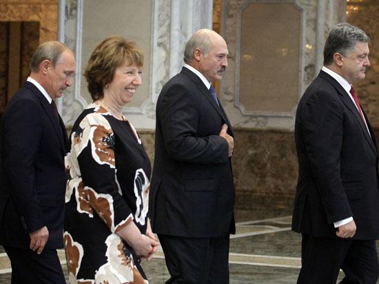 Встреча Путина и Порошенко в Минске: вольётся ли Киев в единое экономическое пространство от Лиссабона до Владивостока?