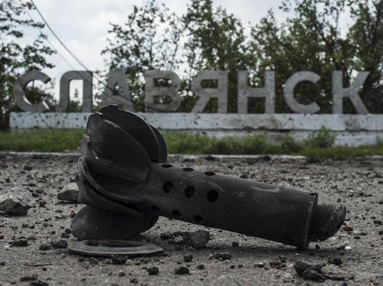 Руины Славянска скупают за копейки