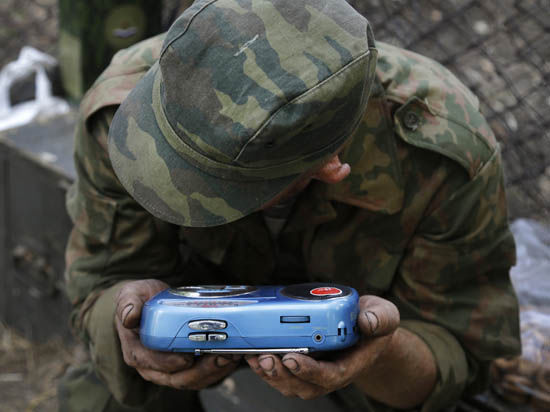 Моторола и Боцман. Откуда берут позывные участники конфликта в Донбассе