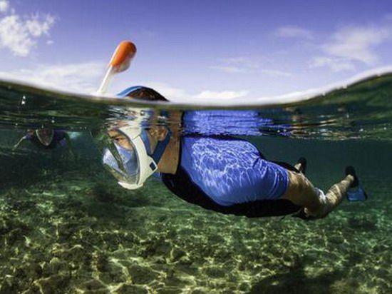 1-е место на Oxylane Innovation Awards: Новая маска Tribord «Easybreath» готовит революцию в подводном плавании