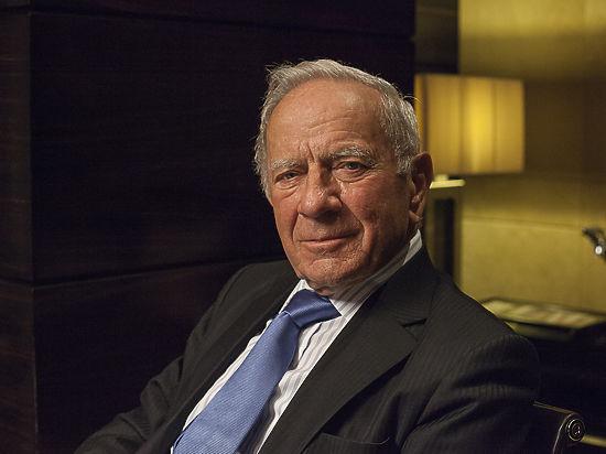 Экс-премьер Югославии Милан Панич: «Экономические санкции помогают Путину»