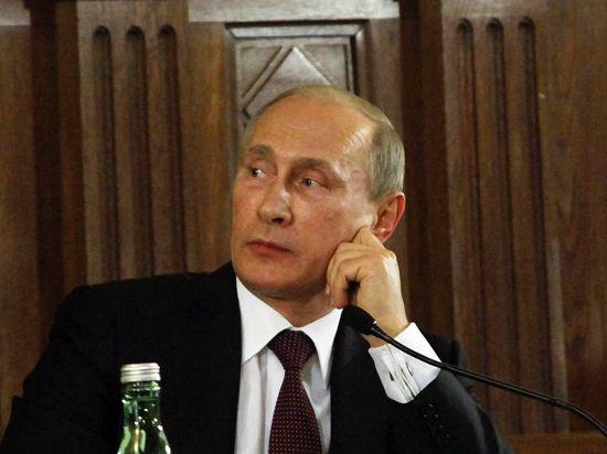 Путин: Порошенко теперь за все ответит
