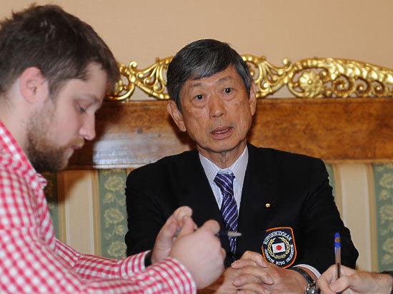 Экс-министр обороны Японии: «Этот год в отношениях с Россией был продуктивным»