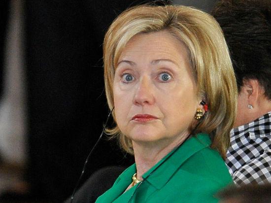 В преддверии президентских выборов в США Хиллари Клинтон бьют, потому что боятся