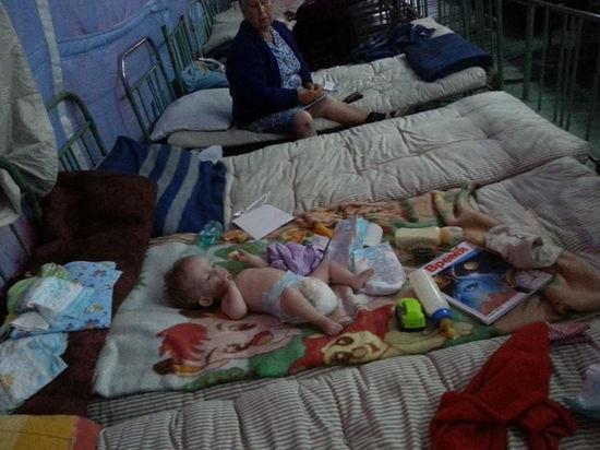 Беженцы с Украины в России превратятся в бомжей и уголовников