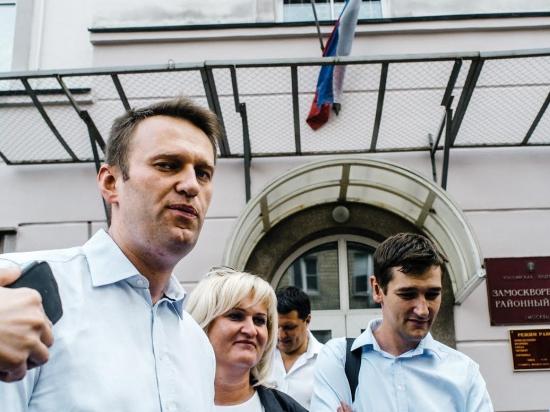 В свидетелях по делу «Ив Роше» и братьев Навальных оказались 50 водителей с Украины