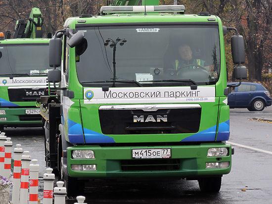 В связи с ЧП в Новой Москве каждый эвакуатор предлагается оснастить видеорегистратором