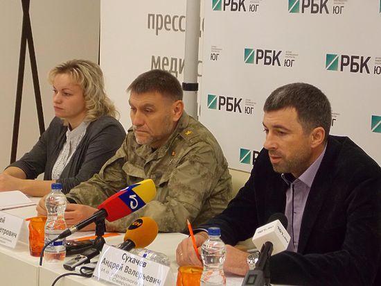 Мэр украинского Свердловска приехал просить помощи